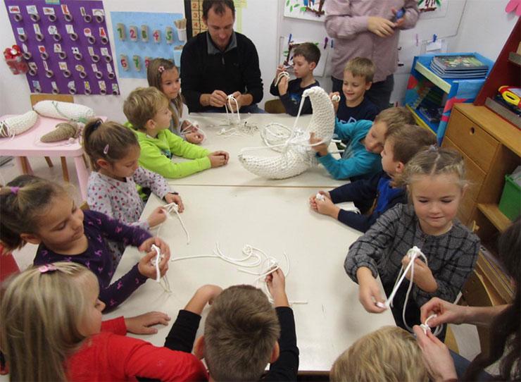 Interaktivna radionica za djecu predškolske i osnovnoškolske dobi - Mala škola mornarskih vještina